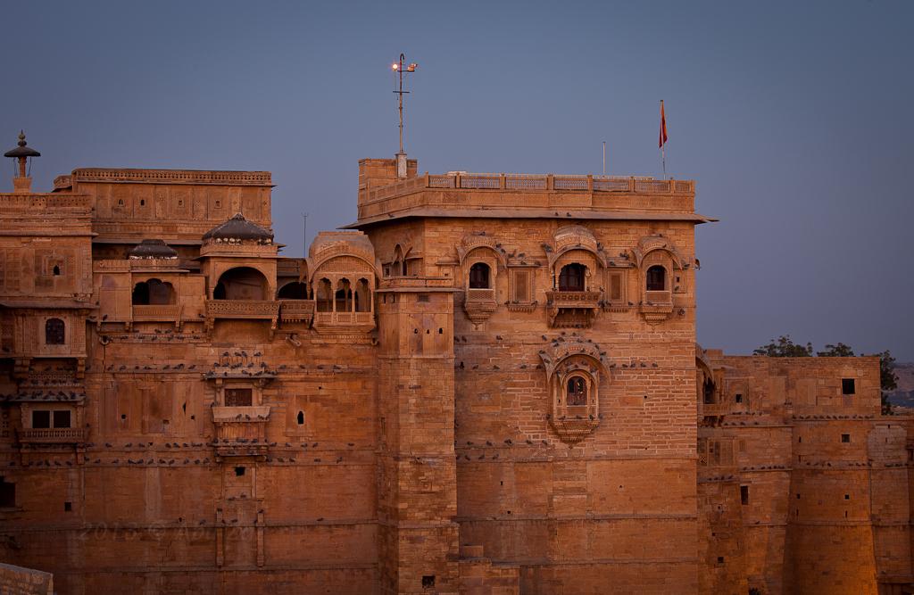 Fort@Jaisalmer