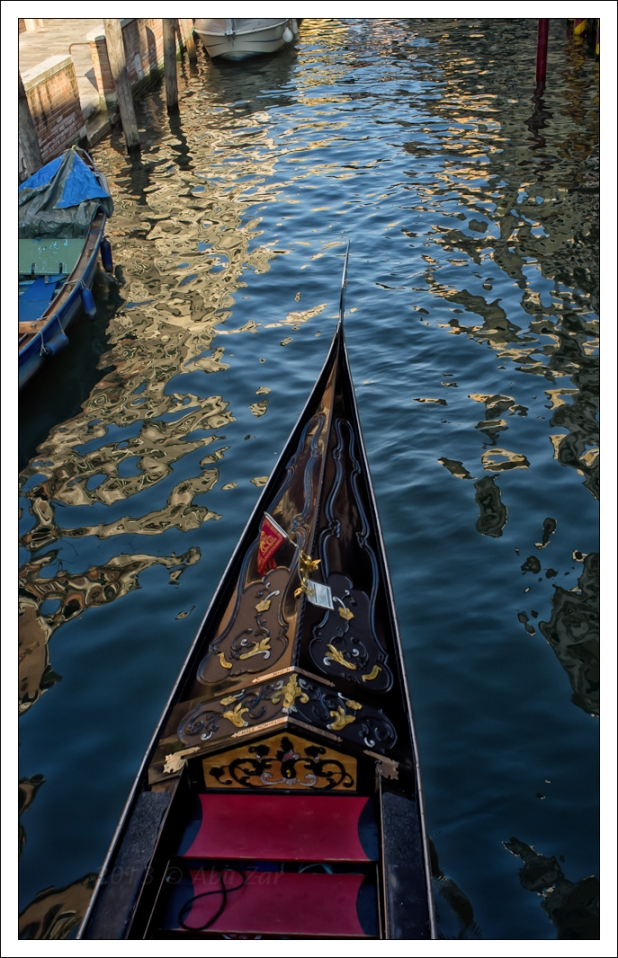 Gandola,Venice